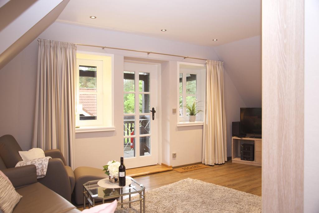 fewo-köllner 4sterne ferienwohnung - wohnzimmer, Wohnzimmer